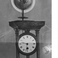 orologio astronomico e astrolabio