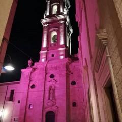 ottobre rosa chiesa san francesco