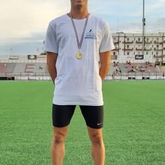 Paolo Langiulli- Campione Regionale 100m piani