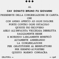 """""""Passeggiando con la storia"""" Donato Bruno"""