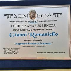 premio poesie romaniello