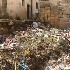 pulizia santa lucia - rione Piaggio