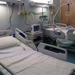 reparto covid Ospedale della Murgia
