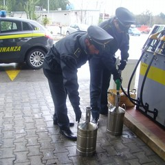 controlli stazione carburante