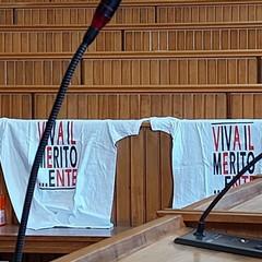 T-shirt meritocrazia