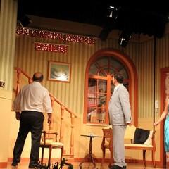 "Spettacolo ""Una mano dal cielo"" al Teatro Vida"