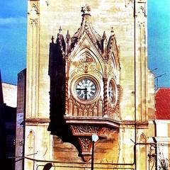 Torre dellorologio prima del restauro Foto