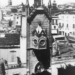 Torre orologio Curci inizio XXsecolo Foto