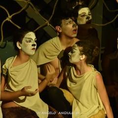 """U ciclopu- compagnia teatrale """"Volti del Kaos"""""""