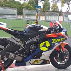 zanetti racing- Vincenzo lagonigro