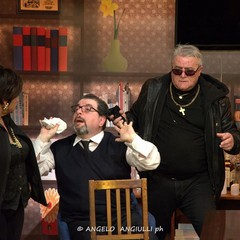 Teatro Vida- il defunto torna a casa