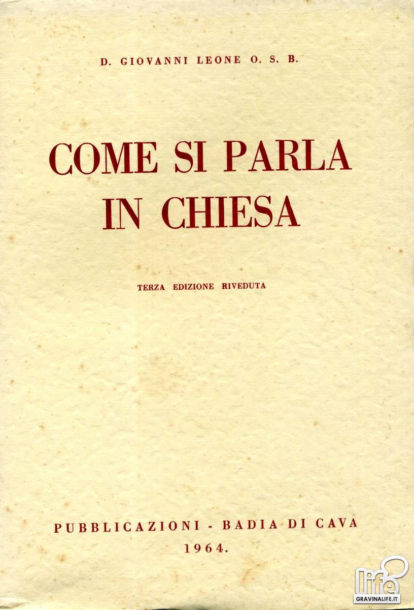 passeggiando con la storia- Don Giovanni Leone
