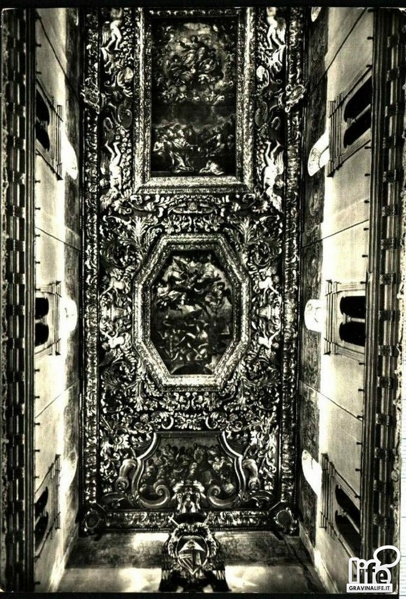 Soffitto ligneo Basilica Cattedrale Foto