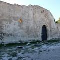 Atto vandalico ai danni del Castello Svevo