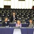 Azienda Gielle al parlamento europeo