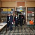 """Mostra bibliografica""""Illustri gravinesi in Fondazione"""" Mostra armi e divisa della Guardia d'onore"""