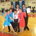 """Atleti della  Scuola di ballo """"Los Angeles Latin Melody"""""""
