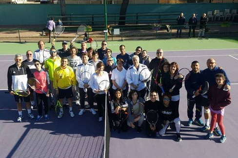 Torneo al Circolo Tennis