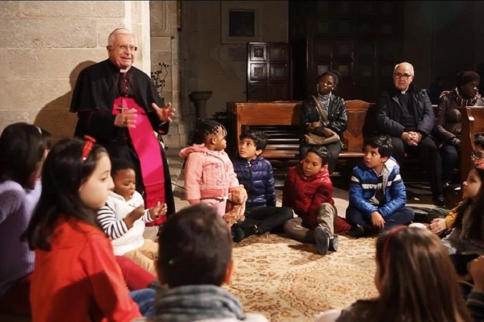 Auguri di S.E. Monsignor Giovanni Ricchiuti