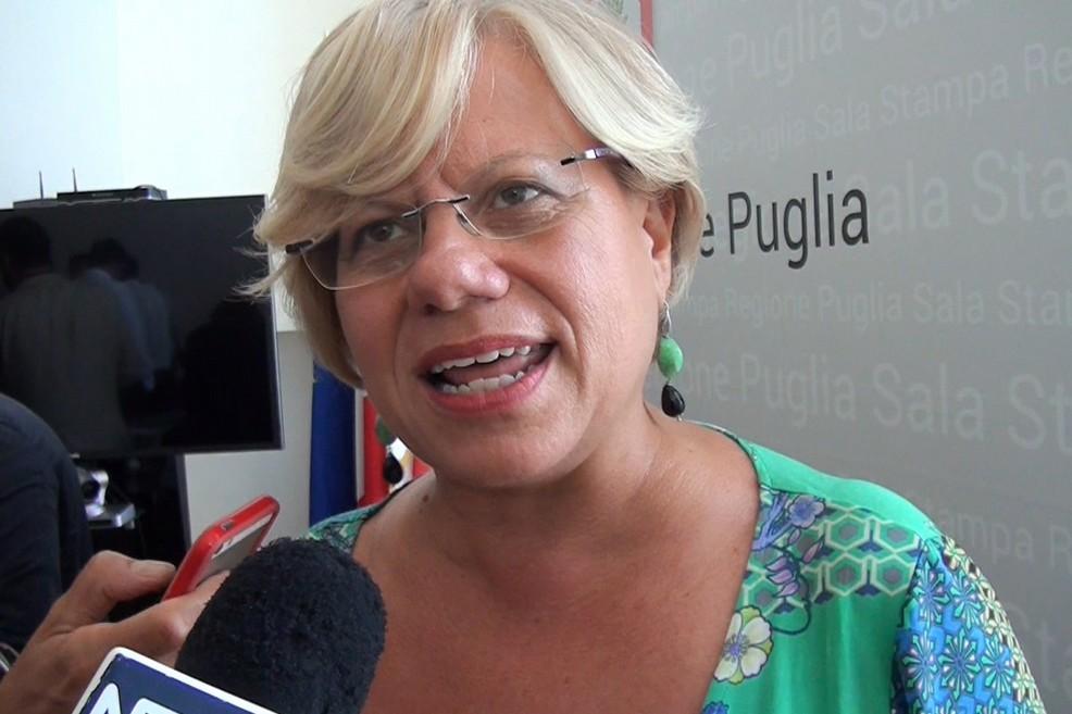 Loredana Capone assessore allo Sviluppo economico della Regione Puglia