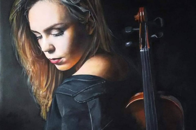 Impronte d'Artista: mostra di Vanda Dimattia