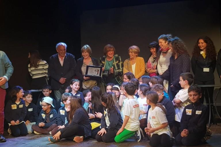 Fine di anno scolastico sul palco per gli scolari di Gravina