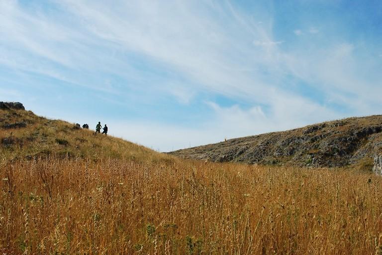 Escursioni sul Sentiero dell'acqua e della Pietra