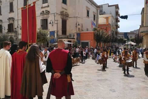 17° raduno dei cortei storici Nundinae