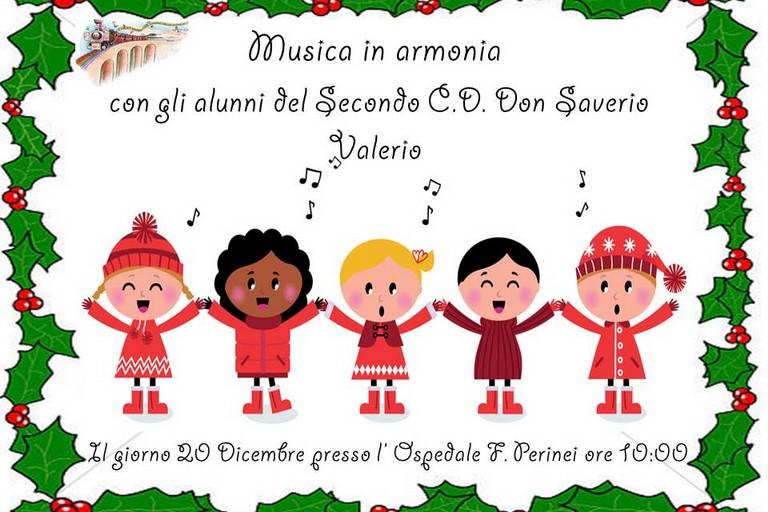 musica in armonia - D. S. Valerio