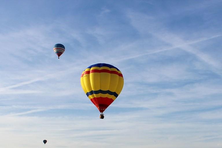 Murgia Balloon Flights