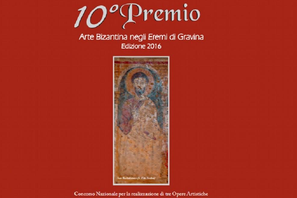 10° Premio Arte Bizantina negli Eremi