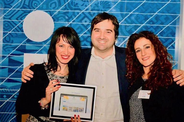 Andriani premio Linkedln