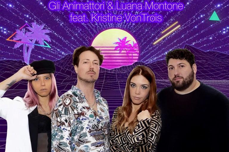 AnimAttori & Luana Montone feat Kristine VonTrois