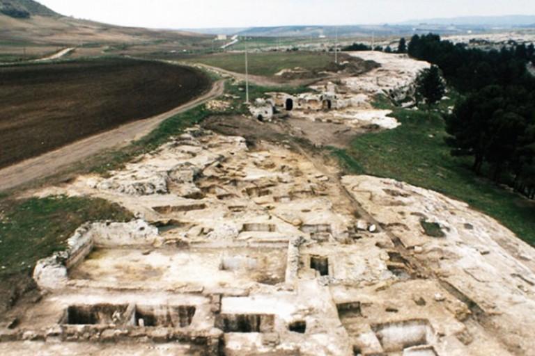 area archeologica del Padre Eterno