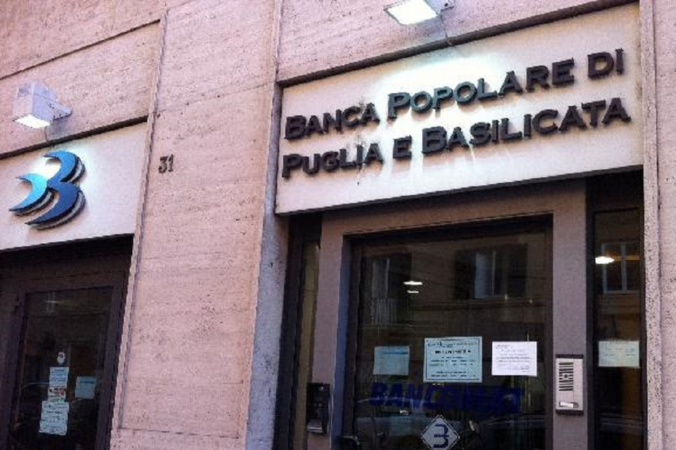Banca Popolare di Puglia e Basilicata