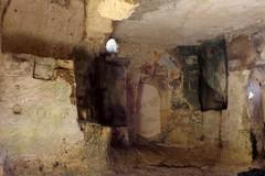 Il docente Vezoli a Gravina per porre a confronto insediamenti rupestri pugliesi e indiani