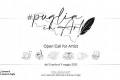 """#pugliainart: una chiamata alle """"arti"""""""