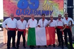 La musica popolare di Gravina arriva in Kazakistan