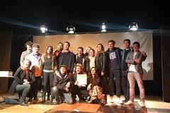 """Roma Fringe Festival 2017: Premio Miglior Spettacolo per """"A Sciuquè"""" del gravinese Ivano Picciallo"""
