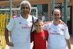 Milan Junior Camp in Umbria con Andrea Pazzagli
