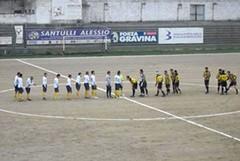 As Gravina, buona la prima in Coppa Puglia