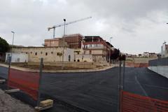 Ripreso il cantiere al rione San Sebastiano