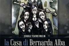 """""""La casa di Bernalda Alba"""" di Garcia Lorca"""