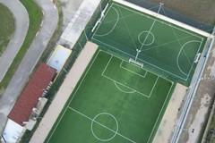 Fondi per la costruzione degli impianti sportivi