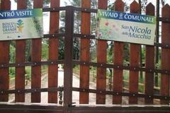 Bosco, chiuso il centro visite per verifica del contratto