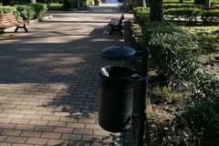 Pineta comunale, installati nuovi cestini