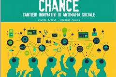 "Progetto ""Chance: cantieri innovativi di antimafia sociale"""
