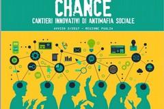 """Progetto """"Chance: cantieri innovativi di antimafia sociale"""""""