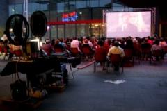 Al via la seconda edizione di Cinema in strada