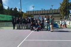 """Il 3° Torneo Open Nazionale di tennis """"San Michele Arcangelo"""" chiude col botto"""